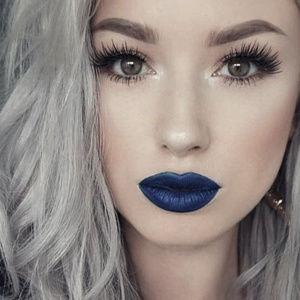 "NIB MAC ""BLUE BEAT"" Liptensity Lipstick"